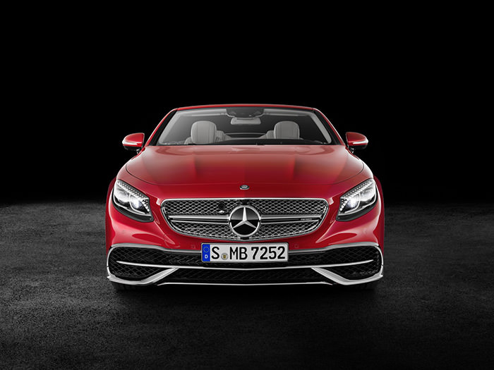 مرسدس میباخ S650 کابریوله / MERCEDES MAYBACH S650 CABRIOLET