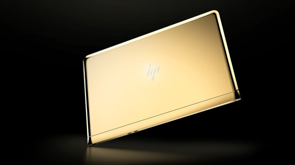 pecial edition gold plated designer HP Spectre 13.3