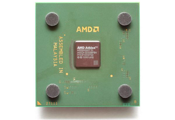 AMD K7: Athlon Thorton و Duron