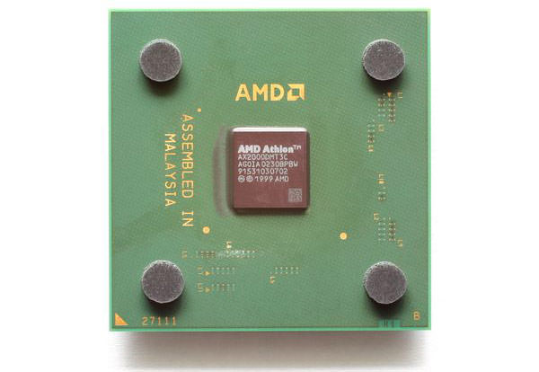 AMD K7: Athlon Palomino/XP