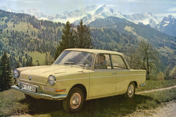 BMW 100 Years