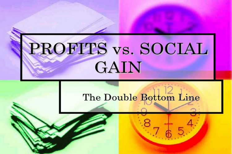 Double Bottom Line