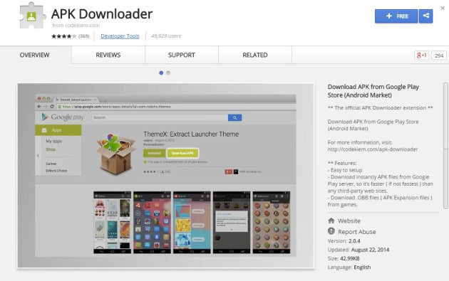 APK-Downloader-Chrome-Store