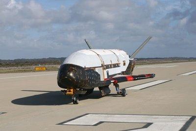 مأموریت فوق محرمانه اسپیس ایکس برای نیروی هوایی آمریکا