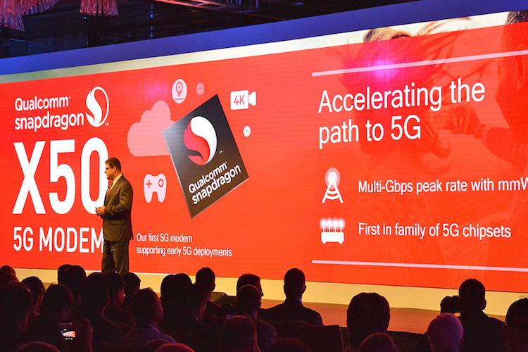 گوشیهای گلکسی اس 9 سامسونگ و الجی جی 7 به مودم 5G مجهز خواهند شد