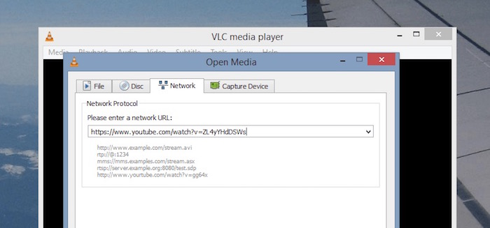 Download-Online-Video-By-VLC