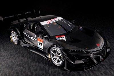 هوندا از مدل NSX-GT Super GT رونمایی کرد