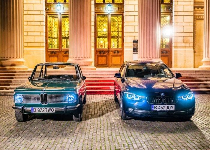 BMW 2002 and 3 Series