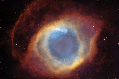 مرگ ستاره یک منظومه به چه شکل است