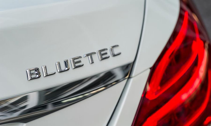 mercedes benz bluetec