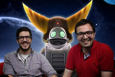 نیم نگاه زومجی‌: بازی Ratchet and Clank