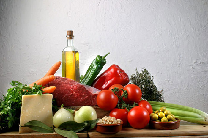 mediterranean diet elements