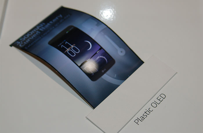 LG POLED Display