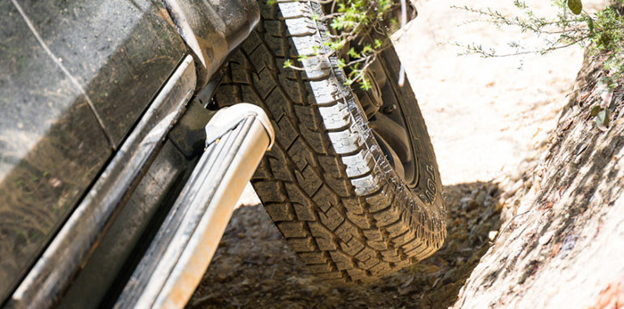 offroad tyre