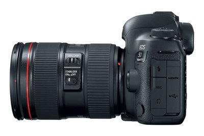 مقایسه دوربین 5D Mark IV با 5Ds، 1DX Mark II و 5D Mark III
