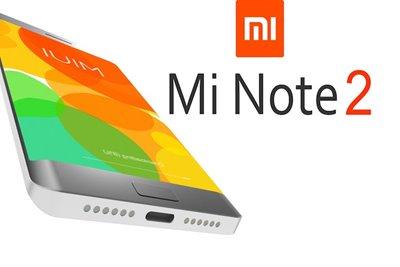 شیائومی Mi Note 2 در ماه نوامبر عرضه خواهد شد