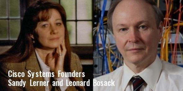 لئونارد و سندی