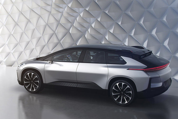 فارادی فیوچر FF91 / faraday future