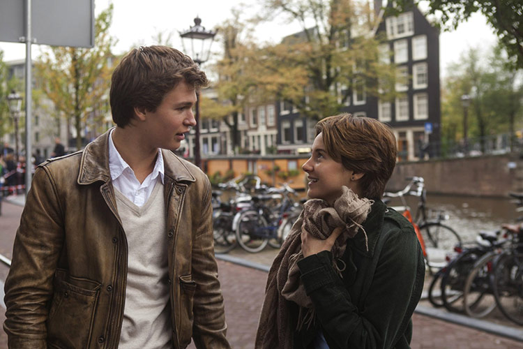 نقد the fault in our stars - بخت پریشان