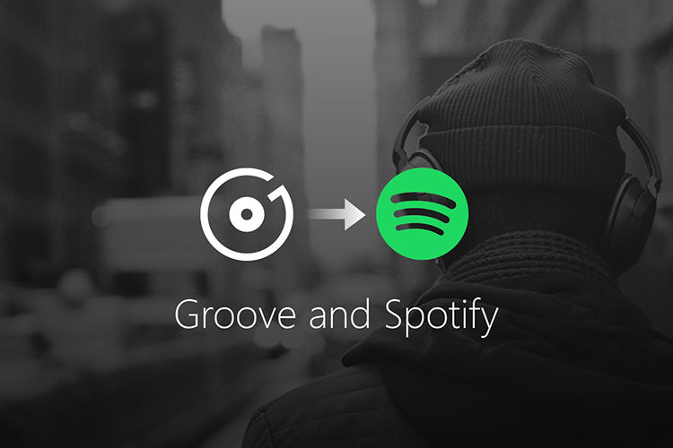 Groove and Spotify
