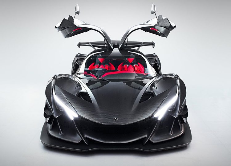 Gumpert Apollo Intensa Emozione