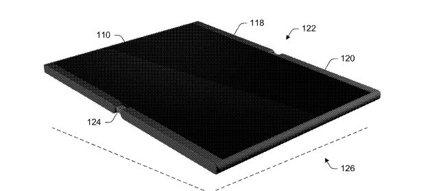 Foldable Tablet Patent