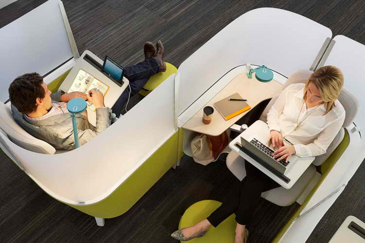 DON'T: jump on the open office trend if it's not right for your people