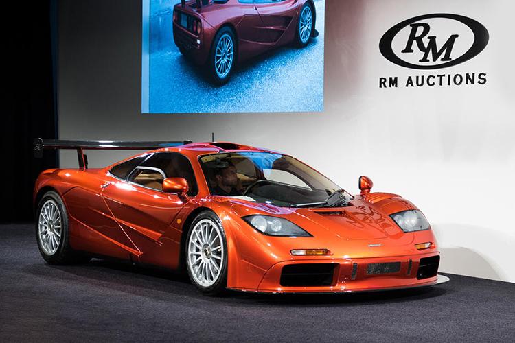 مکلارن F1 'LM-Specification' مدل ۱۹۹۸