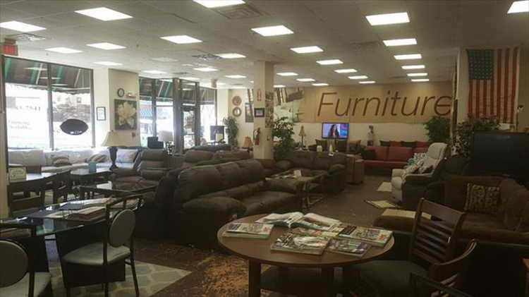 DON'T: sacrifice your brand identity for discounted furniture