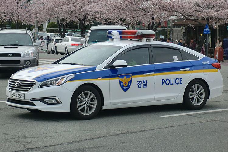 سوناتا هیبریدی؛ خودروی جدید پلیس پایتخت