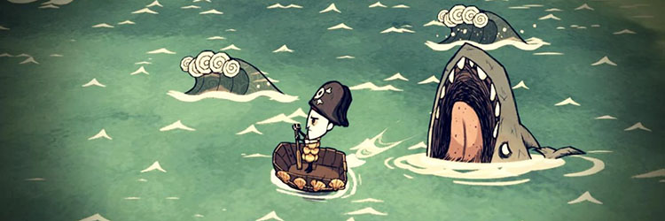 بازی Don't Starve: Shipwrecked