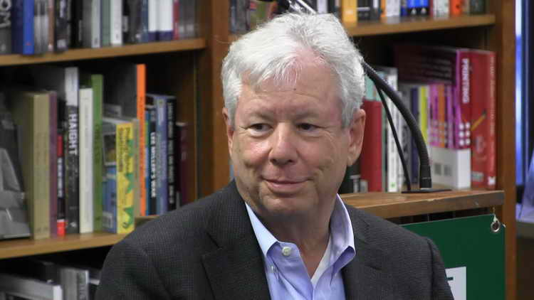 Nobel in Economics Is Awarded to Richard Thaler