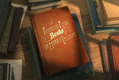 معرفی انیمیشن کوتاه The Fantastic Flying Books of Mr. Morris Lessmore