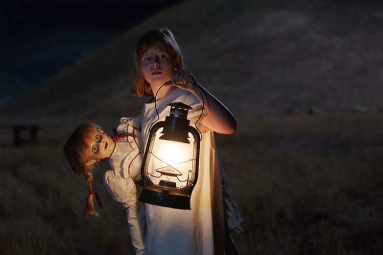 نقد annabelle: creation - آنابل: خلقت
