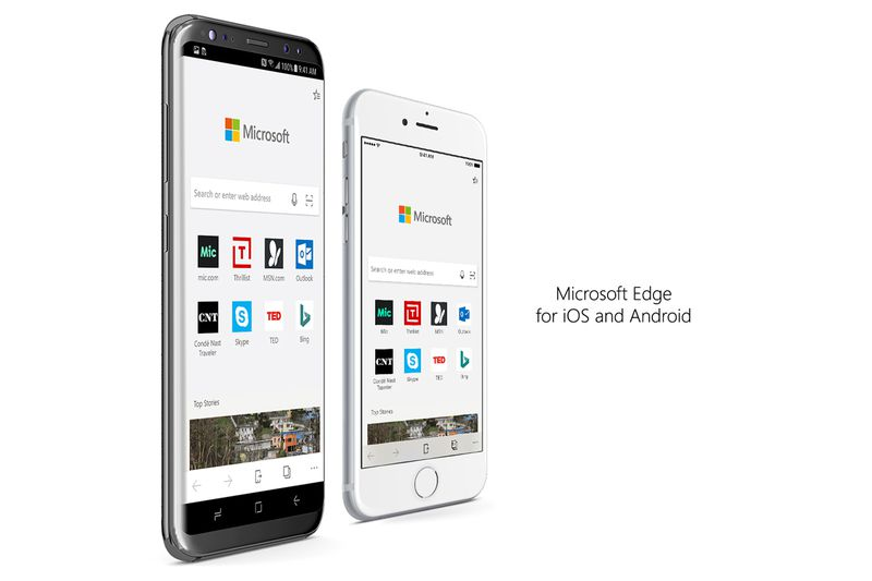 Edge For iOS & Android
