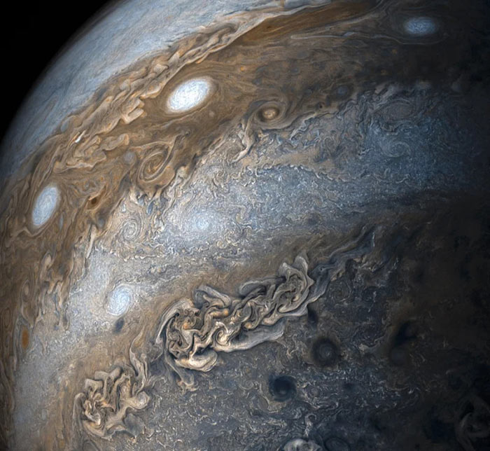 Closeup Photos of Jupiter