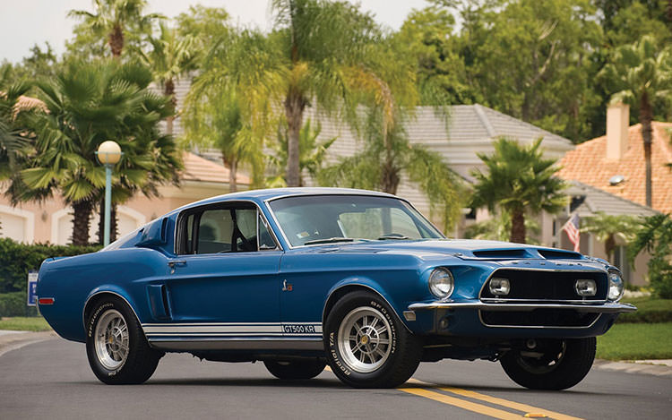 SHELBY MUSTANG/ شلبی موستانگ