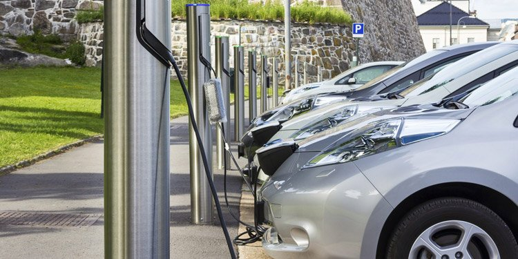 electric car stations