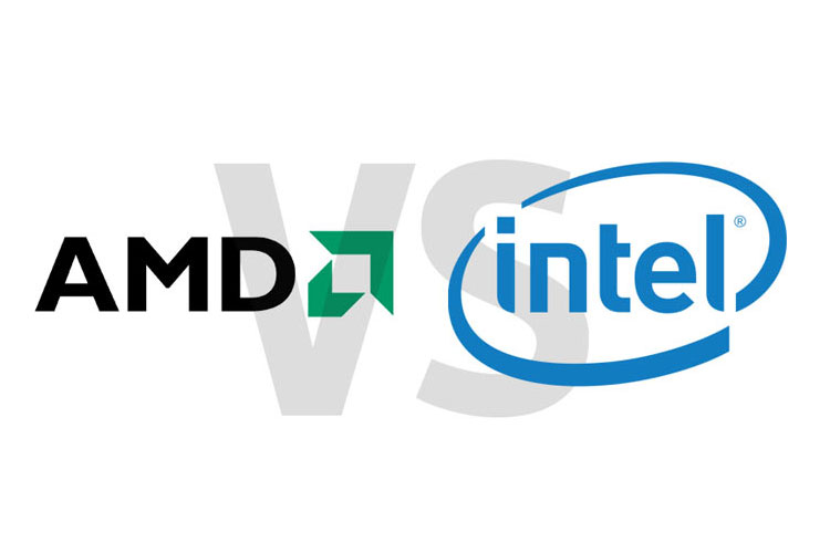 amd vs intel cpus
