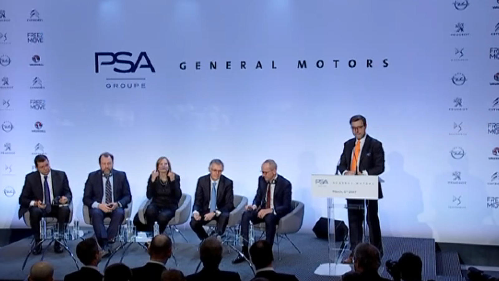 Opel/Vauxhall sold to PSA