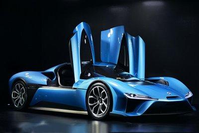 سوپراسپرت NIO EP9، رکورددار جدید خودروهای الکتریکی پیست نوربرگ رینگ