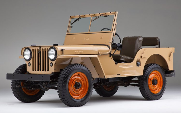 Willys CJ-2A