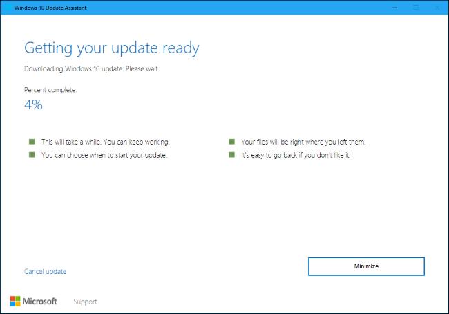 Windows 10's Creators Update