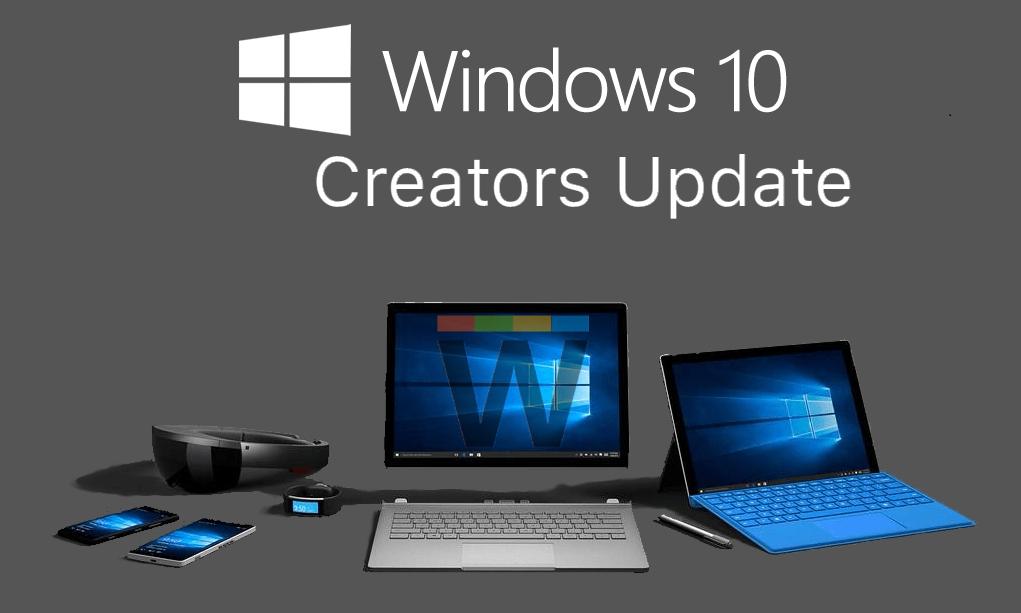 چگونه آپدیت Creators ویندوز 10 را هماکنون نصب کنیم