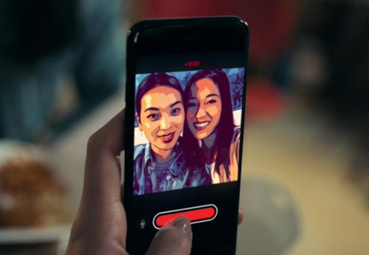 اپلیکیشن Clips اپل به شدت مورد توجه دوست داران ویرایش ویدیو