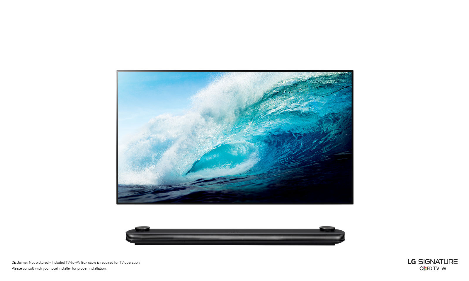 W7 Series Signature OLED65W7P