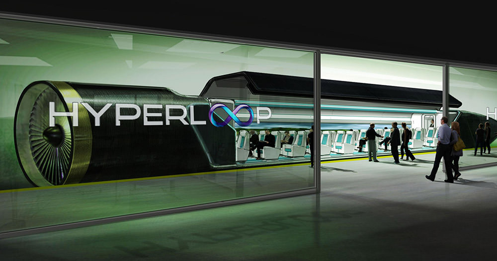 هایپرلوپ hyperloop