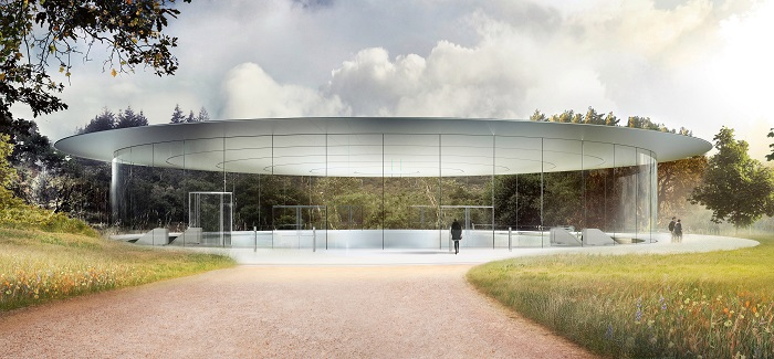 apple park auditorium