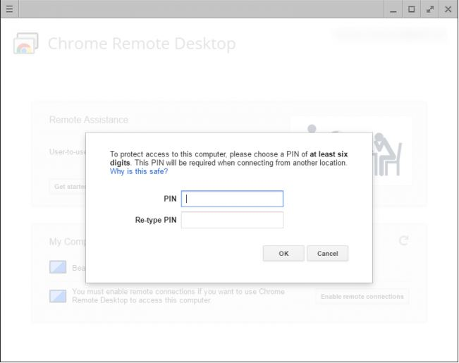 How to Set up Chrome Remote Desktop