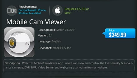 Cam viewer